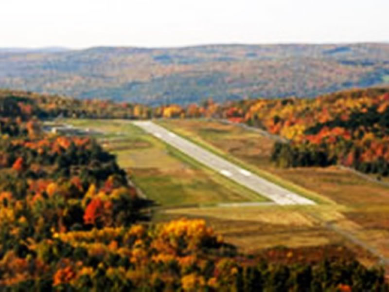 Oneonta Municipal Airport – Entrance Relocation and Drainage Project